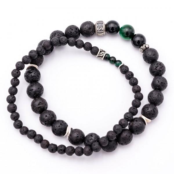 Partner Armbänder •Green Tiger• Bracelet