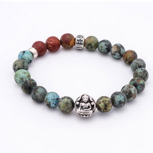 Männerarmband The Buddha Mind Bracelet
